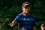 Thongchai Jaidee of Thailand in action during the 58th UBS Hong Kong Golf Open as part of the European Tour on 09 December 2016, at the Hong Kong Golf Club, Fanling, Hong Kong, China. Photo by Marcio Rodrigo Machado / Power Sport Images