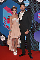 Ania Aleksandrzak and Wojtek Gola<br /> 2016 MTV EMAs in Ahoy Arena, Rotterdam, The Netherlands on November 06, 2016.<br /> CAP/PL<br /> &copy;Phil Loftus/Capital Pictures /MediaPunch ***NORTH AND SOUTH AMERICAS ONLY***