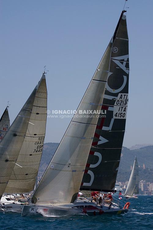 GIVE ME FIVE - XXVII Copa del Rey de vela - Rela Club Náutico de Palma - 26 July to 2 Agost 2008 - Palma de Mallorca - Baleares - España