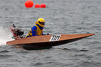 77-M  (Outboard Marathon Runabout)<br /> <br /> Trenton Roar On The River<br /> Trenton, Michigan USA<br /> 17-19 July, 2015<br /> <br /> ©2015, Sam Chambers
