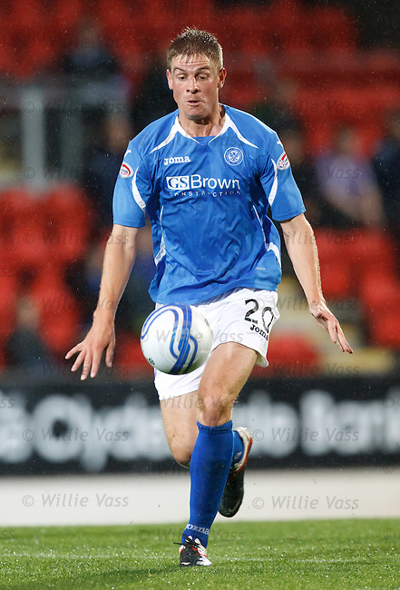 Jamie Adams, St Johnstone