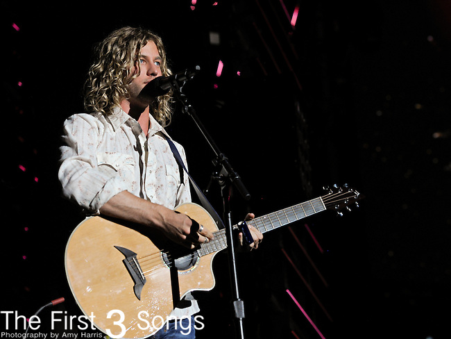 Casey James performs at LP Field during the 2011 CMA Music Festival on June 9, 2011 in Nashville, Tennessee.