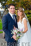 Jacqueline Horgan, Limerick, daughter of Don and Ester Horgan, and Conor Hartigan, Limerick, son of Pat and Maria Hartigan were married at the Church of the Immaculate Conception Newcastle west by Fr Frank Duhig on Friday 16th October 2015 with a reception at Ballygarry House Hotel