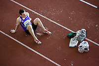 Loughborough University - Athletics training - 21st Feburary 2009