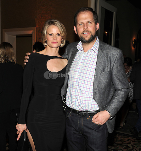 PASADENA, CA - JANUARY 17: Joelle Carter and Nick Grad attend the 2015 FOX Winter TCA All Star Party at the Langham Huntington Hotel on January 17, 2015 in Pasadena, California. Credit: PGFM/MediaPunch