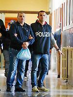 Arresti Clan Forcella denominata &quot;Paranza dei Bambini&quot;<br /> nella foto Sibillo VincenzoNapoli operazione della polizia contro la cosidetta Paranza dei Bambini , clan egemone a forcella ed altri quartieri del centro cittadino, tra i capi anche alcune donne