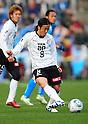 Yohei Onishi (Kataller), MARCH 6, 2011 - Football : 2011 J.League Division 2 match between Yokohama FC 1-2 Kataller Toyama at NHK Spring Mitsuzawa Football Stadium in Kanagawa, Japan. (Photo by AFLO)