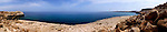 Panoramic view of the Mediterranean Sea, Cape Gkreko, Cyprus. Image © MaximImages, License at https://www.maximimages.com