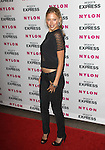 Estella Warren at the NYLON + EXPRESS AUGUST DENIM ISSUE PARTY held at The London in West Hollywood, California on August 10,2010                                                                               © 2010 Debbie VanStory / Hollywood Press Agency