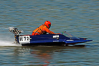 H-72  (Outboard Vintage Hydroplane)
