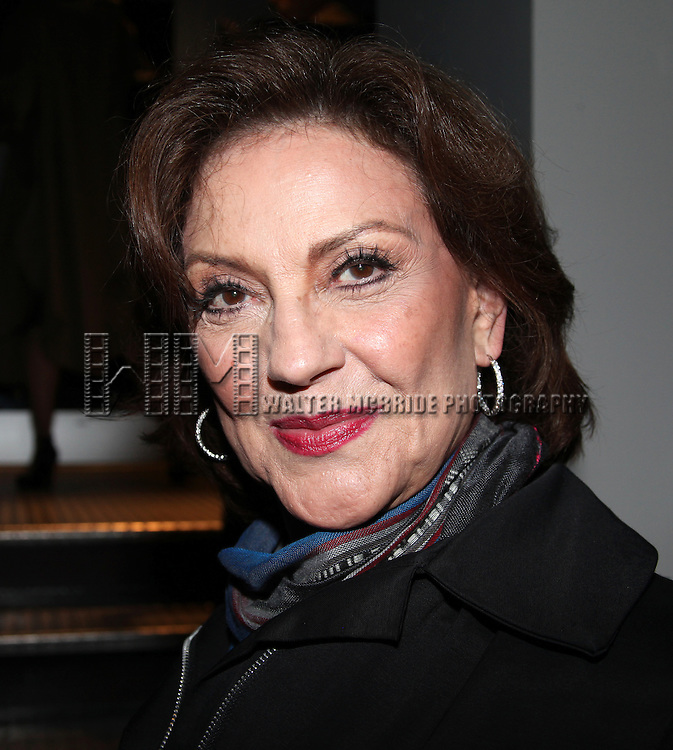 """Kelly Bishop.attending the After Party for the All Star Benefit """"Six Degrees of Marvin Hamlisch"""" benefitting The Actors Fund and honoring Broadway Musical Director Fran Liebergall at Symphony Space in New York City.  October 4, 2010.© Walter McBride / .."""