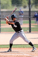 Brady Shoemaker, Chicago White Sox 2010 minor league spring training..Photo by:  Bill Mitchell/Four Seam Images.