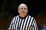 29 January 2015: Referee Lawson Newton. The Duke University Blue Devils hosted the University of Pittsburgh Panthers at Cameron Indoor Stadium in Durham, North Carolina in a 2014-15 NCAA Division I Women's Basketball game. Duke won the game 62-45.