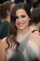 Gianna Simone at the premiere for &quot;Loveless&quot; at the 70th Festival de Cannes, Cannes, France. 18 May  2017<br /> Picture: Paul Smith/Featureflash/SilverHub 0208 004 5359 sales@silverhubmedia.com