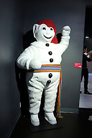 October 24, 2013 -  Opening  of  the  Grevin Montreal Museum - Bohomme Carnaval (Quebec)