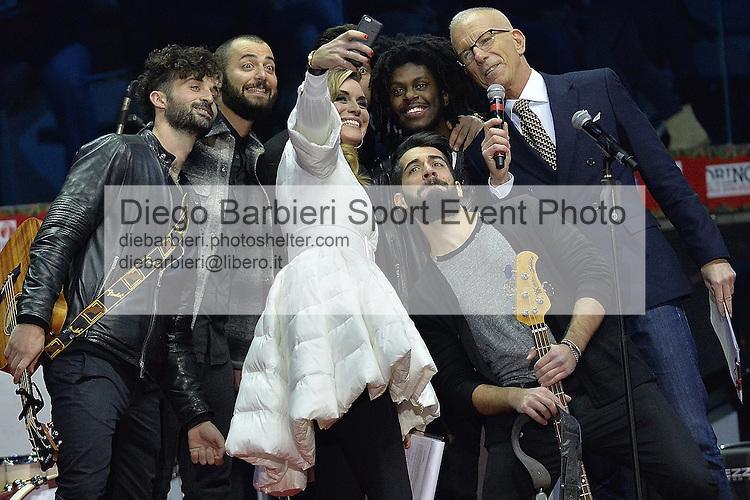 19 dicembre 2015, TURIN, ITALY - Si volge al Palavela di Torino il consueto Golden Skate Awards e Capodanno on Ice. Dear Jack