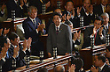 Shinzo Abe elected as Japan prime minister for the second time