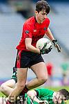 Jack Brosnan Glenbeigh Glencar v Rock Saint Patricks in the Junior Football All Ireland Final in Croke Park on Sunday.