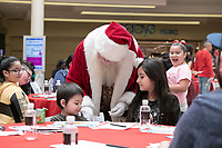 Breakfast with Santa and Disney Jr. Holiday Play Date in Center Court, Shops at Montebello (Saturday, Dec 1st 2018)