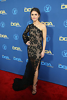 LOS ANGELES, CA - FEBRUARY 2: Keri Russell at the 71st Annual DGA Awards at the Hollywood &amp; Highland Center's Ray Dolby Ballroom  in Los Angeles, California on February 2, 2019. <br /> CAP/MPIFS<br /> &copy;MPIFS/Capital Pictures
