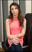 BNPS.co.uk (01202 558833)<br /> Pic:  PhilYeomans/BNPS<br /> <br /> Carrie-Anne Knox(26) - nightmare first date.<br /> <br /> A woman today told of a first date from hell that ended with her being seriously injured, suffering post-traumatic stress, losing her job and her admirer going to jail.<br /> <br /> Carrie-Anne Knox, from Bournemouth, was left lying unconscious and suffering a badly broken arm by Bradley Van Outen who ran away after crashing his car on their date.<br /> <br /> She is still recovering from her injuries eight months later and has lost her job as a hairdresser as a result. Van Outen has been jailed for driving offences.