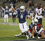 2014 Nevada Football vs San Diego State