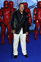"""Billy Dee Williams<br /> arriving for the """"Star Wars: The Rise of Skywalker"""" premiere at the Cineworld Leicester Square, London.<br /> <br /> ©Ash Knotek  D3545 17/12/2019"""