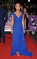 Myleene Klass at the Pride of Britain Awards 2017, Grosvenor House Hotel, Park Lane, London, England, UK, on Monday 30 October 2017.<br /> CAP/CAN<br /> &copy;CAN/Capital Pictures /MediaPunch ***NORTH AND SOUTH AMERICAS ONLY***