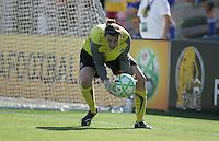 KJ Spisak. Washington Freedom defeated FC Gold Pride 4-3 at Buck Shaw Stadium in Santa Clara, California on April 26, 2009.