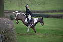 11/01/17<br /> <br /> Ladies Day at the Meynell and South Staffs Hunt saw 93 riders, most of them female, many riding side-saddle, setting off from the Cock Inn at Muggington, and across the Derbyshire countryside. <br /> <br /> All Rights Reserved F Stop Press Ltd. +44 (0)1773 550665