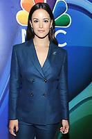 NEW YORK, NY - MAY 13: Melissa Fumero at the NBC 2019 Upfront Presentation at the Four Seasons Hotel in New York City on May 13, 2019. <br /> CAP/MPI/JP<br /> &copy;JP/MPI/Capital Pictures