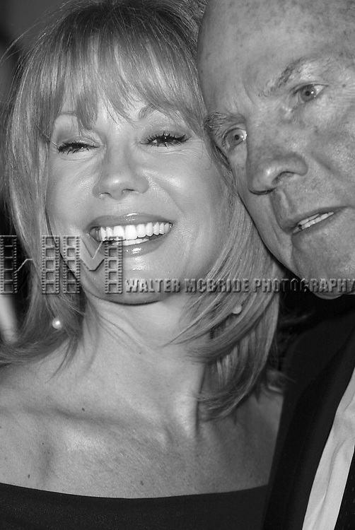 Kathie Lee Gifford and Frank Gifford<br /> Attending the Boys Hope/ Girls Hope Benefit at the <br /> Grand Hyatt Hotel, New York City.<br /> April 2, 2003