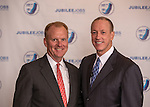 Jim Kelly spoke at Jubilee Jobs luncheon at the Hyatt Regency , Friday Nov. 6, 2015  in Lexington, Ky. Photo by Mark Mahan