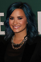 "LOS ANGELES, CA - NOVEMBER 23: Demi Lovato arrives at her book signing for ""Staying Strong: 365 Days a Year"" held at Barnes & Noble - The Grove on November 23, 2013 in Los Angeles, California. (Photo by Xavier Collin/Celebrity Monitor)"