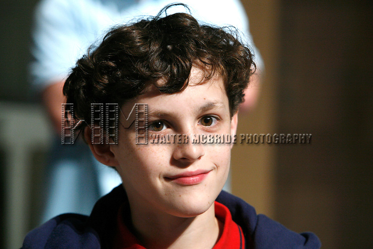 "Trent Kowalik.attending the "" BILLY ELLIOT - The Musical "" Meet & Greet the Press at the Little Shubert Theatre in New York City..July 28, 2008.© Walter McBride /"