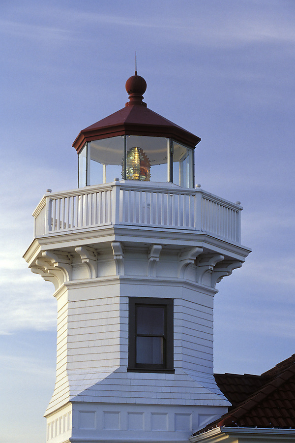 Tower of Mukilteo Light, Mukilteo, Washington