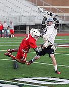 Troy Athens at Troy, boys varsity lacrosse, 5/5/11