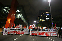 06.08.2019 - Protesto contra a Reforma da Previdência em SP