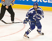 Dan Weissenhofer (Air Force - 11) - The Boston College Eagles defeated the Air Force Academy Falcons 2-0 in their NCAA Northeast Regional semi-final matchup on Saturday, March 24, 2012, at the DCU Center in Worcester, Massachusetts.