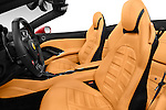 Front seat view of 2015 Ferrari California T 2 Door Convertible Front Seat car photos
