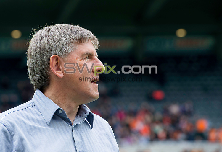 Picture by Allan McKenzie/SWpix.com - 20/05/2017 - Rugby League - Dacia Magic Weekend - St James' Park, Newcastle, England - The brief, Peter Beardsley.