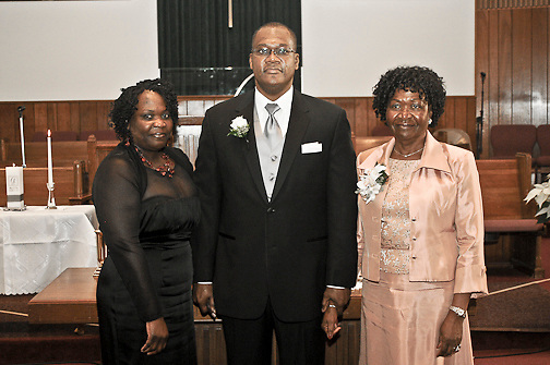 LaShawn & Rus' Wedding & Reception held on Dec. 03, 2011. Photography by Professional Image Photography.