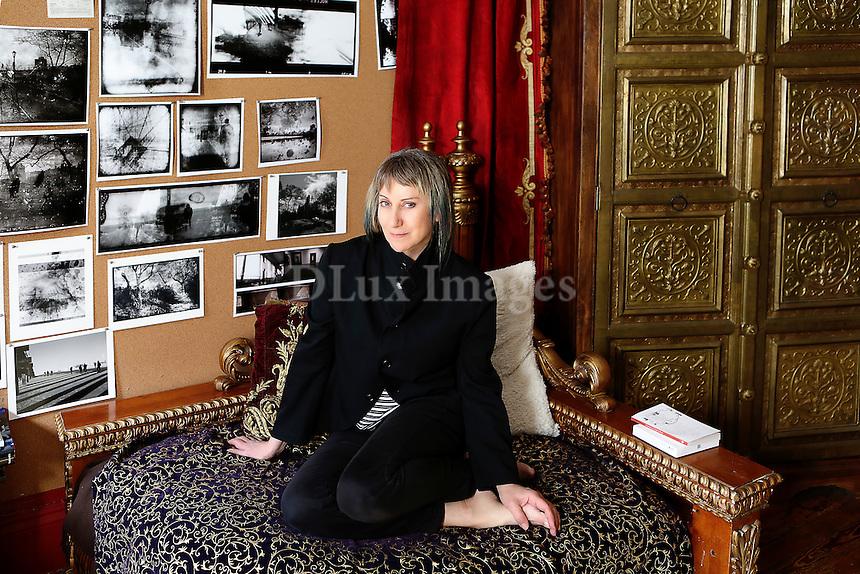 Portrait of Cynthia Karalla