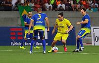 RECIFE-PE-29.06.2016-JOGO DO BEM-PE-  Wesley Safadão durante evento Jogo do Bem, realizado na Arena Pernambuco, zona oeste da Grande Recife, nesta quarta-feira, 29  (Foto: Jean Nunes/Brazil Photo Press)