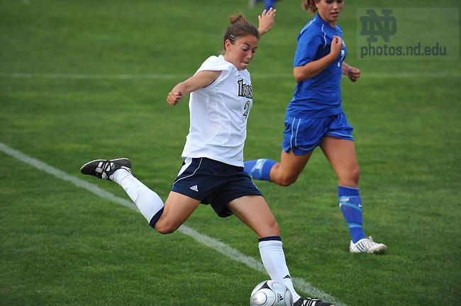 Women's Soccer vs. Memphis, Keri Hanks