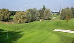 WERVERSHOOF - Hole 9. Golfbaan De Vlietlanden. COPYRIGHT KOEN SUYK
