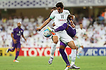 AL AIN (UAE) vs ZOBAHAN (IRN) during their AFC Champions League Round of 16 match on 18 May 2016 held at the Hazza Bin Zayed Stadium, in Al Ain, United Arab Emirates. Photo by Stringer / Lagardere Sports