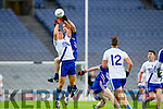 Saint Marys in action against  Hollymount Carramore in the Intermediate All Ireland Football Final at Croke Park on Saturday.