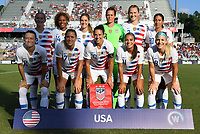USWNT vs Panama, October 7, 2018