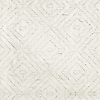 Rattan, a hand-cut tumbled mosaic, shown in Ivory Cream, is part of the Tissé® collection for New Ravenna.
